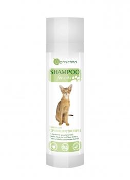 фото Шампунь для короткошерстных котов