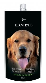 фото Шампунь для собак и щенков всех пород универсальный