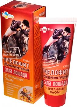 фото Крем ПЧЕЛОФИТ «Сила лошади»