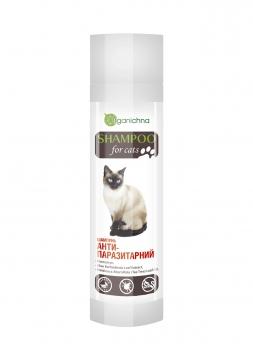 фото Шампунь Антипаразитарный для котов