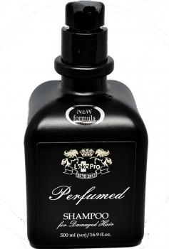 фото Шампунь парфюмированный для поврежденных волос 500 мл