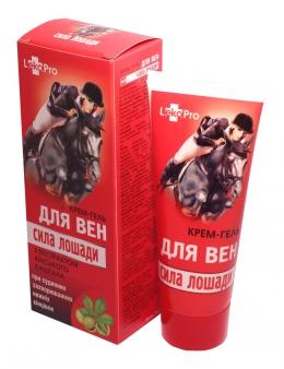 фото Крем-гель «Сила лошади» для вен