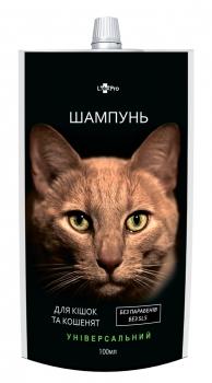 фото Шампунь для кошек и котят всех пород универсальный